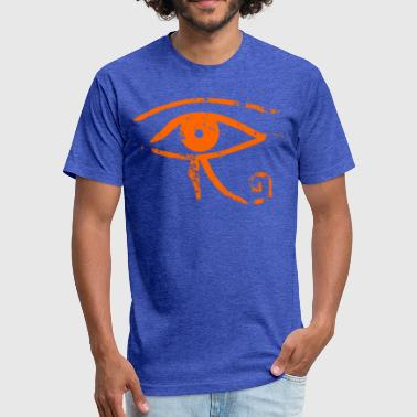 3rd Eye - Fitted Cotton/Poly T-Shirt by Next Level