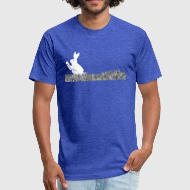 Alices Adventures In Wonderland Alice s Adventures in Wonderland 2 - Fitted Cotton/Poly T-Shirt by Next Level