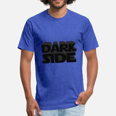 Binks dark side - Fitted Cotton/Poly T-Shirt by Next Level