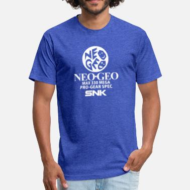 Neo Geo Neo Geo - Fitted Cotton/Poly T-Shirt by Next Level