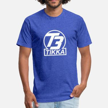Tikka Tikka T3 - Unisex Poly Cotton T-Shirt