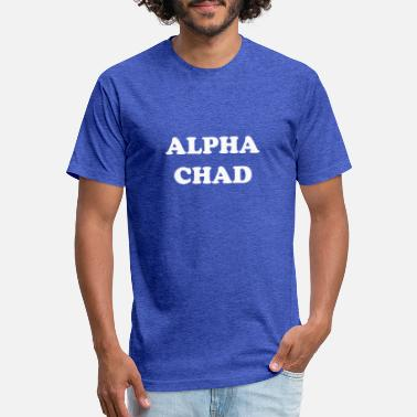 Alpha ALPHA CHAD - Unisex Poly Cotton T-Shirt