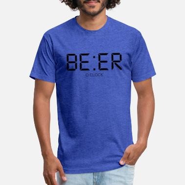BEEROCLOCK - Unisex Poly Cotton T-Shirt