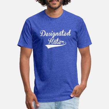 Hater Designated Hater - Unisex Poly Cotton T-Shirt