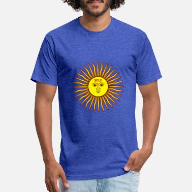 Sole Sole Sun - Unisex Poly Cotton T-Shirt