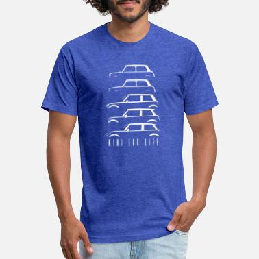 Cooper MINI FOR LIFE - Unisex Poly Cotton T-Shirt