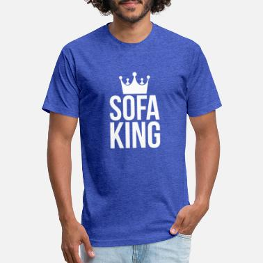 Sofa sofa king - Unisex Poly Cotton T-Shirt