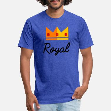 Royal Crown Royal Crown Holder - Unisex Poly Cotton T-Shirt