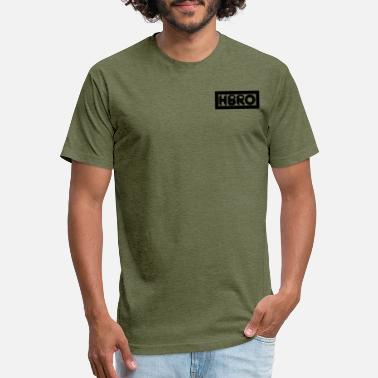 H BRO Tee - Unisex Poly Cotton T-Shirt