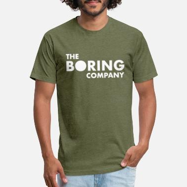 Boring The Boring Company - Unisex Poly Cotton T-Shirt
