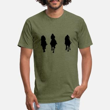 Horse Racing Horse Racing - Unisex Poly Cotton T-Shirt