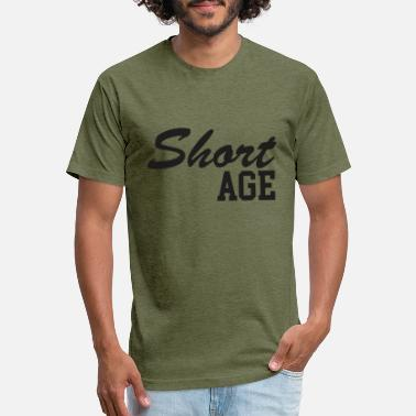 Age Of Consent Short age - Unisex Poly Cotton T-Shirt