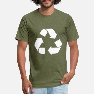 Recycling Recycling - Unisex Poly Cotton T-Shirt