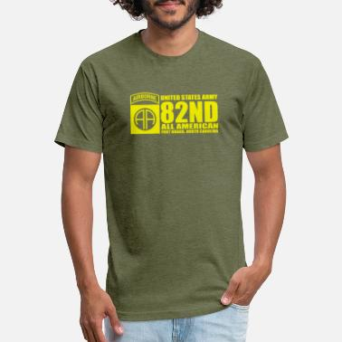 c29eaa28 Airborn airborne 82nd - Unisex Poly Cotton T-Shirt