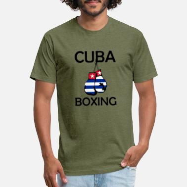 Castro Cuba Boxing - Sport - Sparring - Ring - Bell Fight - Unisex Poly Cotton T-Shirt