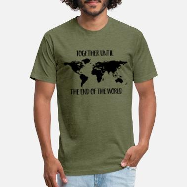 End Of The World The End of the World - Unisex Poly Cotton T-Shirt
