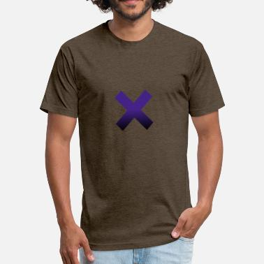 Hazing Purple Haze - Fitted Cotton/Poly T-Shirt by Next Level