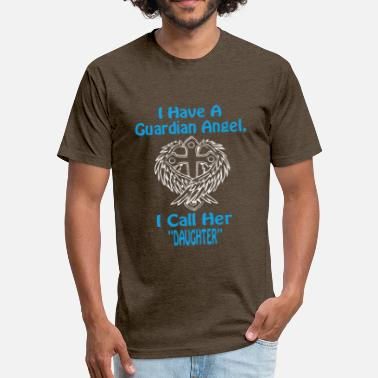 Guardian Angels Guardian Angel - Fitted Cotton/Poly T-Shirt by Next Level