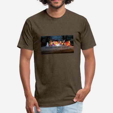 Northumberland PH FAMILY HOLIDAY DISPLAY - Unisex Poly Cotton T-Shirt