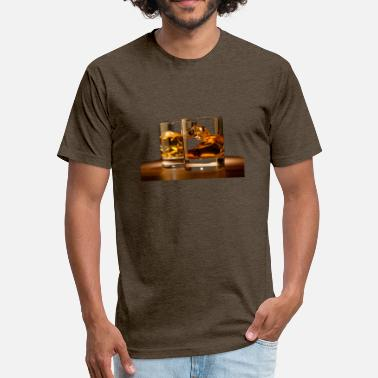 Dranks Drank - Fitted Cotton/Poly T-Shirt by Next Level