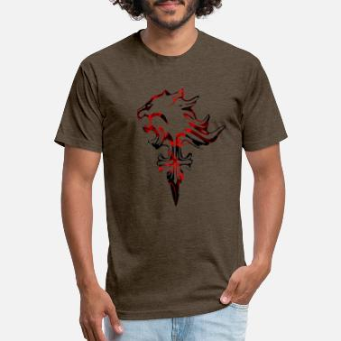 Final Fantasy Viii Lionheart - Unisex Poly Cotton T-Shirt