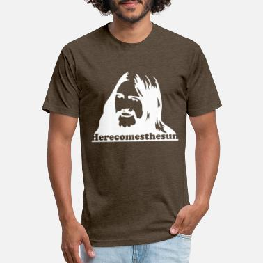 Harrison George Harrison Here Comes The Sun - Unisex Poly Cotton T-Shirt