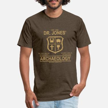 Archaeology Dr Jones Archaeology - Unisex Poly Cotton T-Shirt