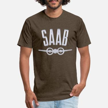 Saab 96 Saab 96 - Unisex Poly Cotton T-Shirt