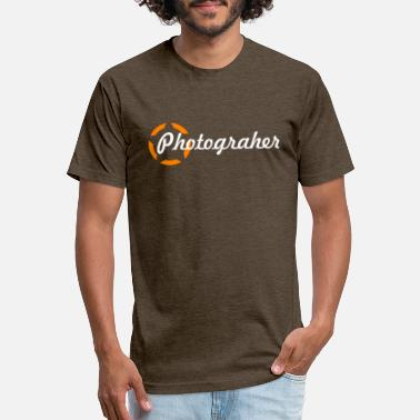 Photographer merch - Unisex Poly Cotton T-Shirt