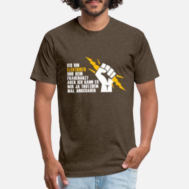 Warning To Avoid Injury Mens T-Shirt Plumber Electrician Mechanic Joiner Baker