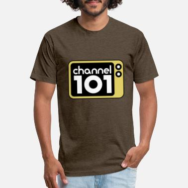 Channeling Channel 101 - Unisex Poly Cotton T-Shirt