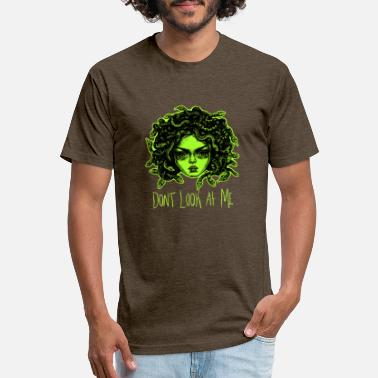 Medusa Gorgon - Unisex Poly Cotton T-Shirt