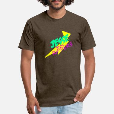 Jesse Jesse and the Rippers - Unisex Poly Cotton T-Shirt