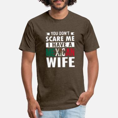 Mexican Wife Mexican Wife - Unisex Poly Cotton T-Shirt