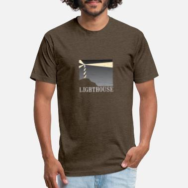Lighthouse Lighthouse - Unisex Poly Cotton T-Shirt