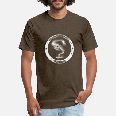 Dorian Dorian Hurricane get blown - Unisex Poly Cotton T-Shirt