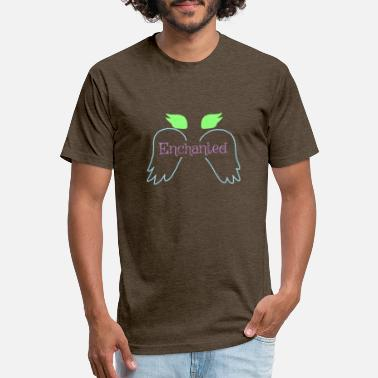Enchanted Enchanted - Unisex Poly Cotton T-Shirt