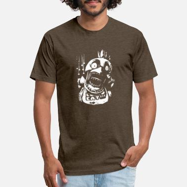 Chica Chica FNAF - Unisex Poly Cotton T-Shirt
