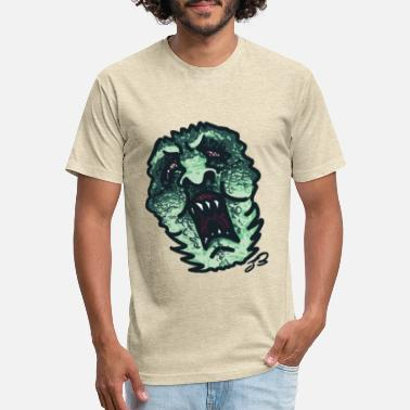The Pale Scream - Unisex Poly Cotton T-Shirt