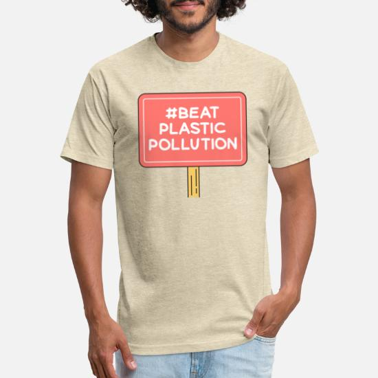 f997780d32 Save The World T-Shirts - Recycle Planet Ocean No Plastic Waste pollution -  Unisex