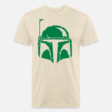 Boba Fett Helmet Worn Mens T Shirt Spreadshirt