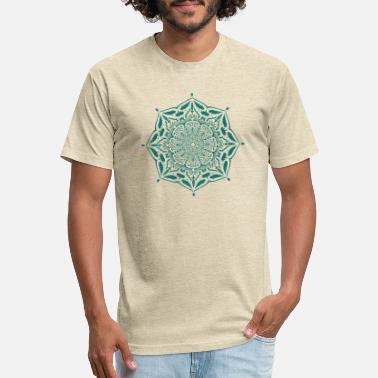 Rest of the kings - Mandala - Unisex Poly Cotton T-Shirt