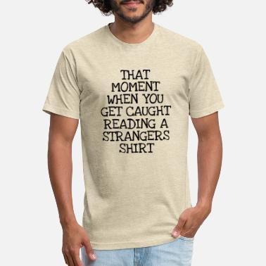 That moment - Unisex Poly Cotton T-Shirt