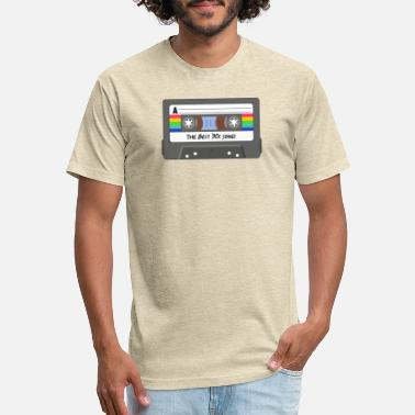 The death of the cassette tape - Unisex Poly Cotton T-Shirt