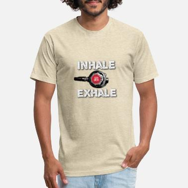 Regulation Regulator inhale - Unisex Poly Cotton T-Shirt
