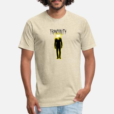 Tranquilizer Tranquility - Unisex Poly Cotton T-Shirt