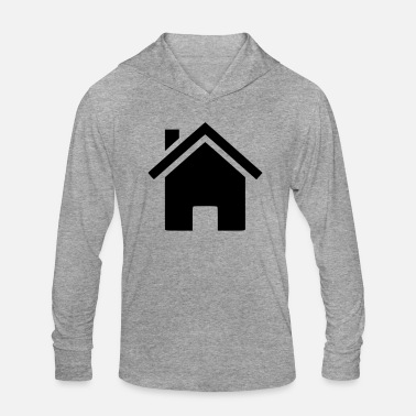 House house - Unisex Tri-Blend Hoodie