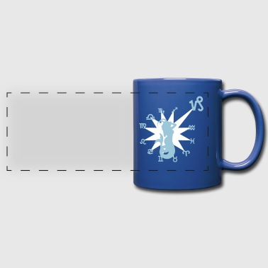 Capricorn Capricorn - Full Color Panoramic Mug