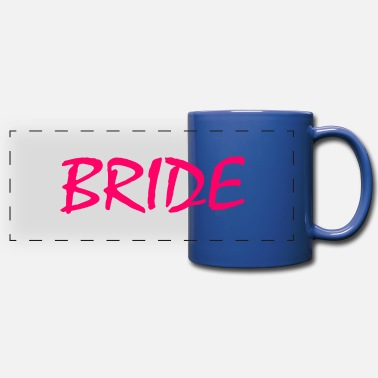 Holland Bride - Full Color Panoramic Mug