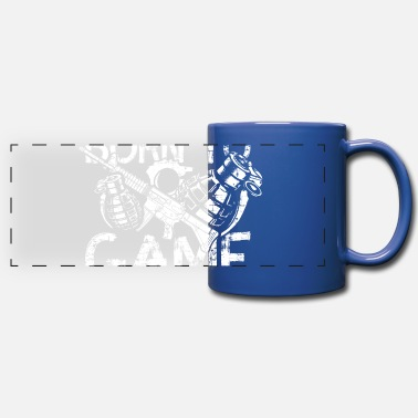 Born To Game Gaming Born to game - Full Color Panoramic Mug